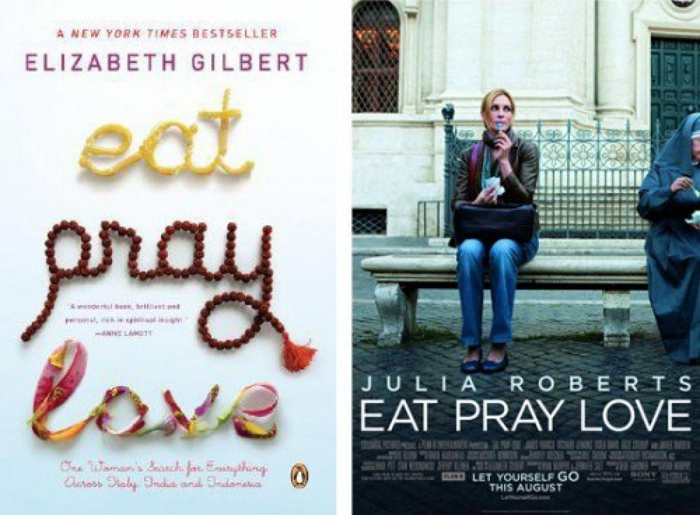 eat pray love essay topics