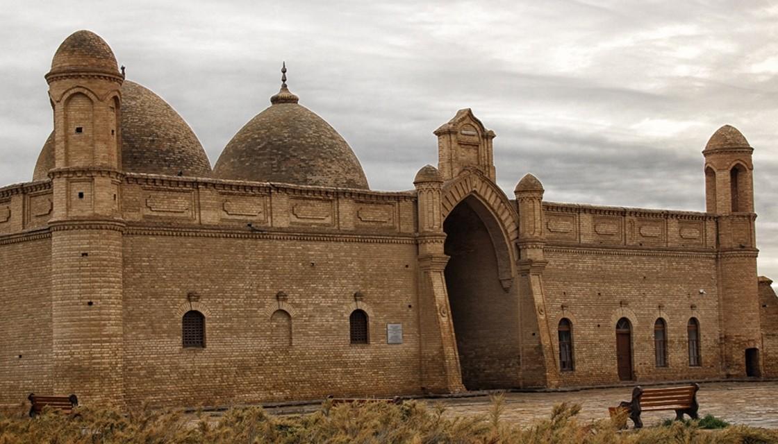 Туркестан святые места
